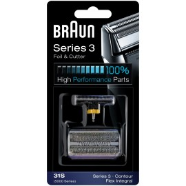 Folia + blok ostrzy Braun Combi Pack 31S