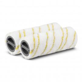 Para rolek z mikrofibry 2.055-006.0  do FC 5 KARCHER żółte