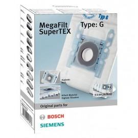 Worki do odkurzaczy (typ G) z mikrofiltrem Bosch BBZ41FG