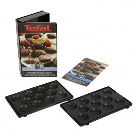 Wymienne plyty TEFAL XA801212 ciastka
