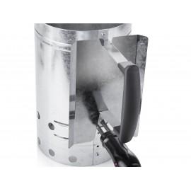 Elektryczny starter do rozpalania grilla TRISTAR BQ-2829 ( 600W - srebrny )